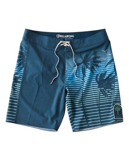 4 Dbah Airlite - Boardshort para Hombre Azul Q1BS01BIF9 Billabong