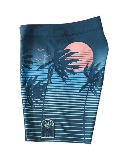6 Dbah Airlite - Boardshorts für Männer Blau Q1BS01BIF9 Billabong