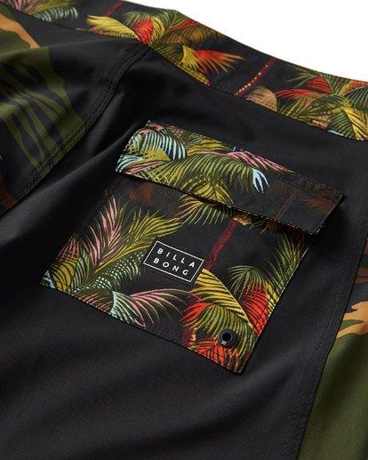 13 Dbah Airlite - Boardshorts für Männer Grün Q1BS01BIF9 Billabong