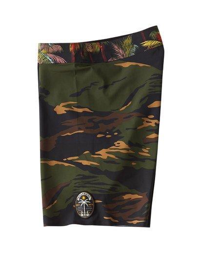 10 Dbah Airlite - Boardshorts für Männer Grün Q1BS01BIF9 Billabong