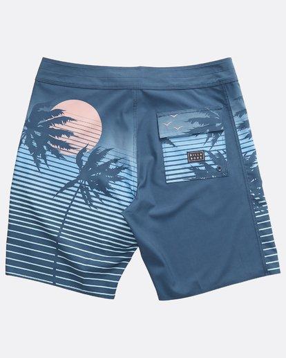 1 Dbah Airlite - Boardshorts für Männer Blau Q1BS01BIF9 Billabong
