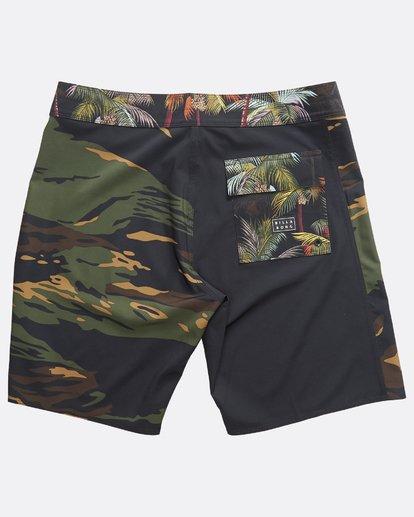 1 Dbah Airlite - Boardshorts für Männer Grün Q1BS01BIF9 Billabong