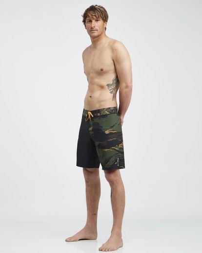 6 Dbah Airlite - Boardshorts für Männer Grün Q1BS01BIF9 Billabong