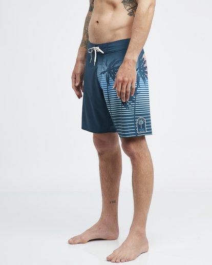 4 Dbah Airlite - Boardshorts für Männer Blau Q1BS01BIF9 Billabong