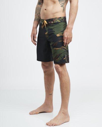 4 Dbah Airlite - Boardshorts für Männer Grün Q1BS01BIF9 Billabong