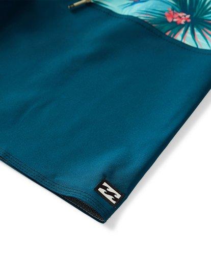 10 Tribong Pro - Boardshorts für Männer Blau Q1BS04BIF9 Billabong