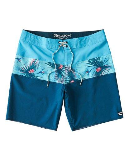 4 Tribong Pro - Boardshorts für Männer Blau Q1BS04BIF9 Billabong