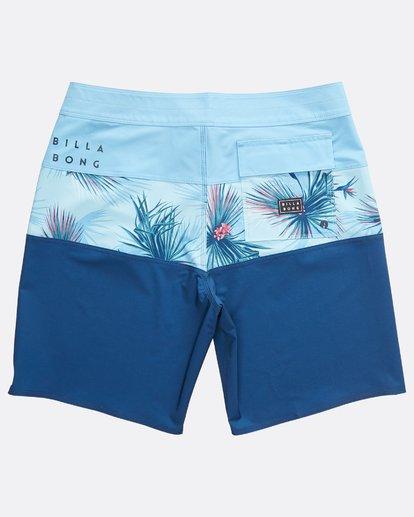 1 Tribong Pro - Boardshort para Hombre Azul Q1BS04BIF9 Billabong
