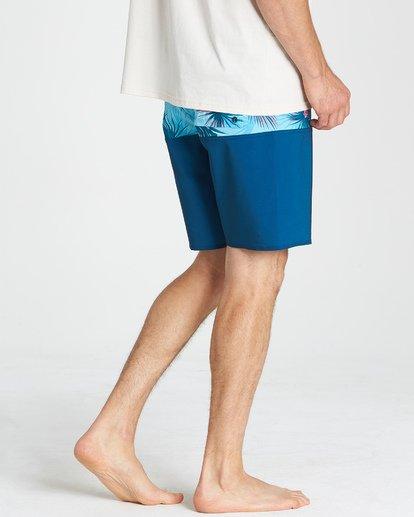 13 Tribong Pro - Boardshort para Hombre Azul Q1BS04BIF9 Billabong
