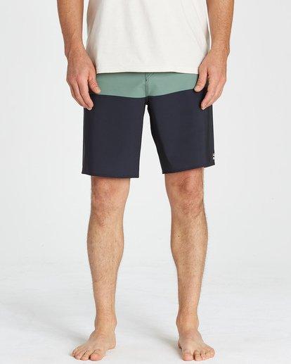 10 Tribong Pro - Boardshort para Hombre Azul Q1BS04BIF9 Billabong