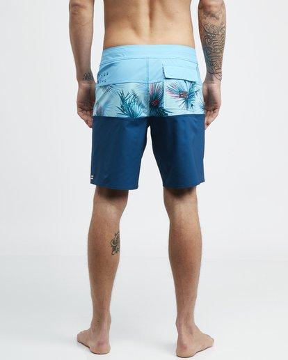 3 Tribong Pro - Boardshorts für Männer Blau Q1BS04BIF9 Billabong