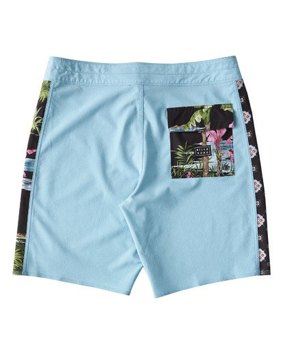 5 D Bah Pro - Boardshorts für Männer Blau Q1BS05BIF9 Billabong