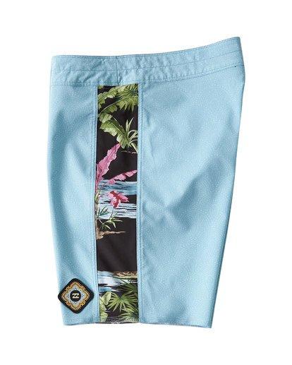 6 D Bah Pro - Boardshorts für Männer Blau Q1BS05BIF9 Billabong