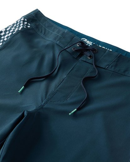 6 D Bah Pro - Boardshort para Hombre Azul Q1BS05BIF9 Billabong