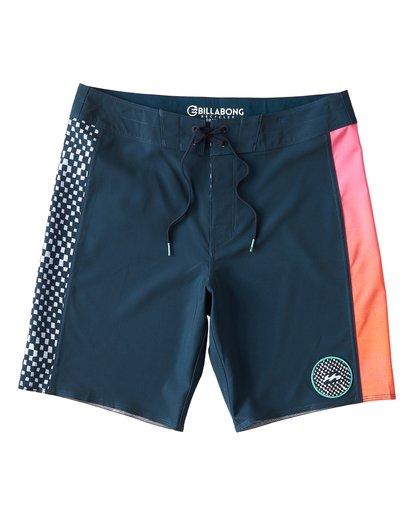 2 D Bah Pro - Boardshorts für Männer Blau Q1BS05BIF9 Billabong