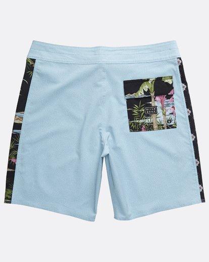 1 D Bah Pro - Boardshorts für Männer Blau Q1BS05BIF9 Billabong