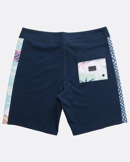 1 D Bah Pro - Boardshort para Hombre Azul Q1BS05BIF9 Billabong