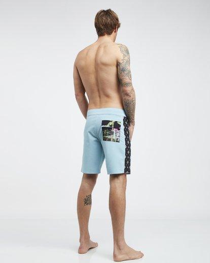 3 D Bah Pro - Boardshorts für Männer Blau Q1BS05BIF9 Billabong