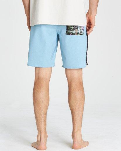 12 D Bah Pro - Boardshorts für Männer Blau Q1BS05BIF9 Billabong