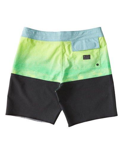 5 Fifty50 Fade Pro - Boardshort para Hombre Verde Q1BS07BIF9 Billabong