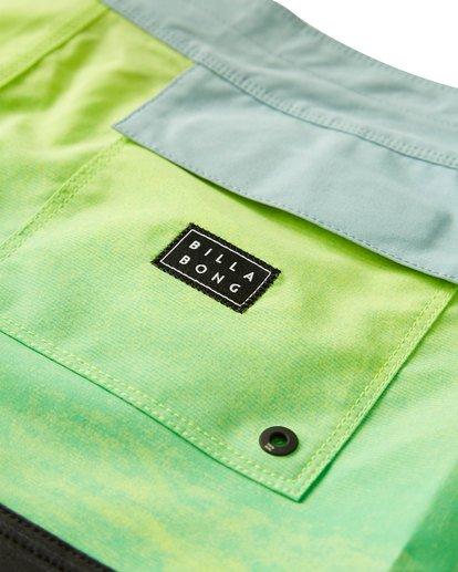 9 Fifty50 Fade Pro - Boardshort para Hombre Verde Q1BS07BIF9 Billabong
