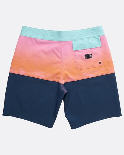1 Fifty50 Fade Pro - Boardshorts for Men Blue Q1BS07BIF9 Billabong