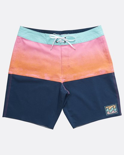 0 Fifty50 Fade Pro - Boardshorts for Men Blue Q1BS07BIF9 Billabong