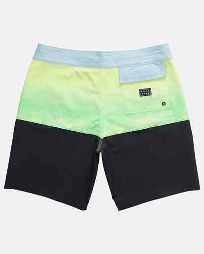 1 Fifty50 Fade Pro - Boardshort para Hombre Verde Q1BS07BIF9 Billabong