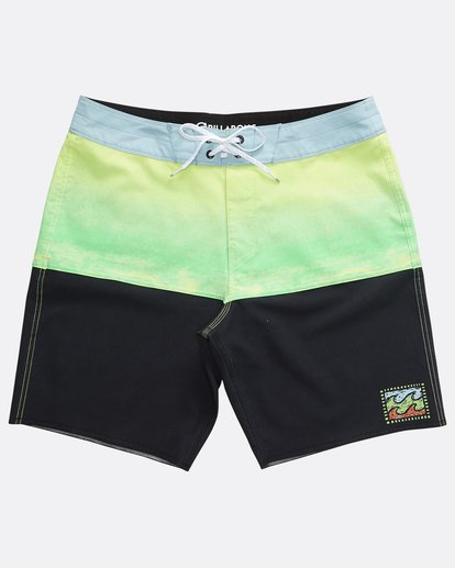 Fifty50 Fade Pro - Boardshorts for Men  Q1BS07BIF9