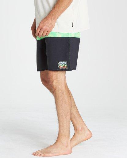 14 Fifty50 Fade Pro - Boardshort para Hombre Verde Q1BS07BIF9 Billabong