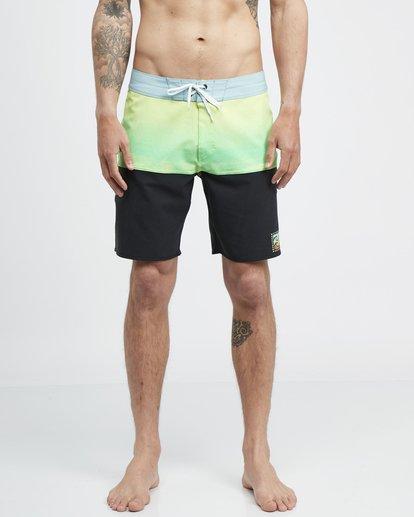 2 Fifty50 Fade Pro - Boardshorts für Männer Blau Q1BS07BIF9 Billabong