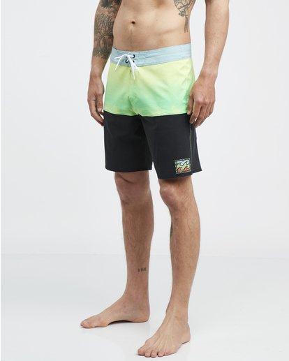4 Fifty50 Fade Pro - Boardshorts für Männer Blau Q1BS07BIF9 Billabong