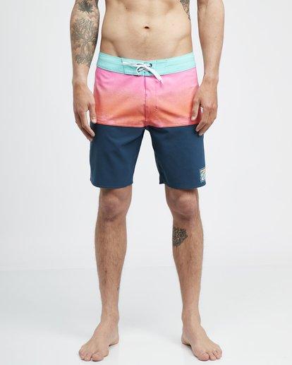2 Fifty50 Fade Pro - Boardshorts für Männer Grün Q1BS07BIF9 Billabong