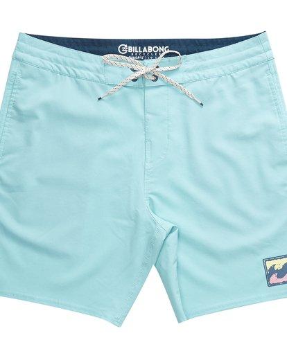 4 All Day Lt - Boardshorts für Männer Blau Q1BS10BIF9 Billabong