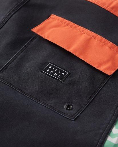 8 Dawn Patrol D Bah - Boardshorts für Männer Schwarz Q1BS11BIF9 Billabong