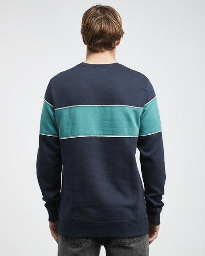 5 Edge - Crew Pullover für Männer Blau Q1CR01BIF9 Billabong
