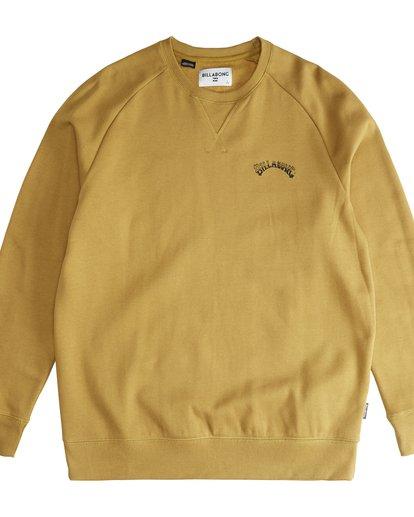 2 Iconic - Crew Pullover für Männer  Q1CR06BIF9 Billabong