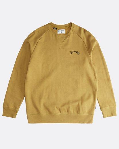 0 Iconic - Crew Pullover für Männer  Q1CR06BIF9 Billabong