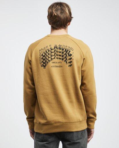 5 Iconic - Jersey de Cuello Redondo para Hombre  Q1CR06BIF9 Billabong