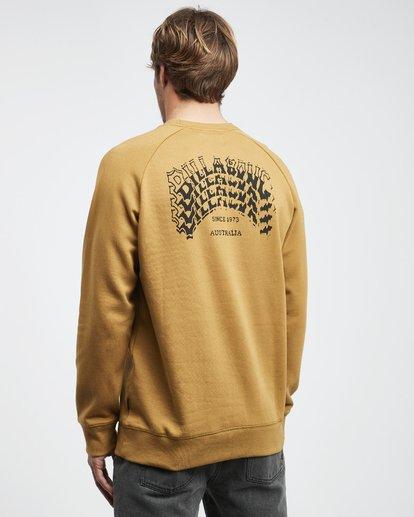 7 Iconic - Jersey de Cuello Redondo para Hombre  Q1CR06BIF9 Billabong