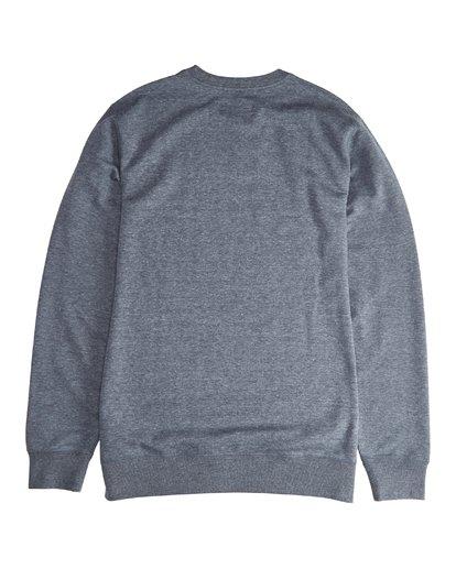 3 All Day - Crew Pullover für Männer Blau Q1FL01BIF9 Billabong