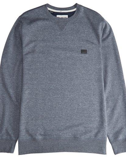 2 All Day - Crew Pullover für Männer Blau Q1FL01BIF9 Billabong