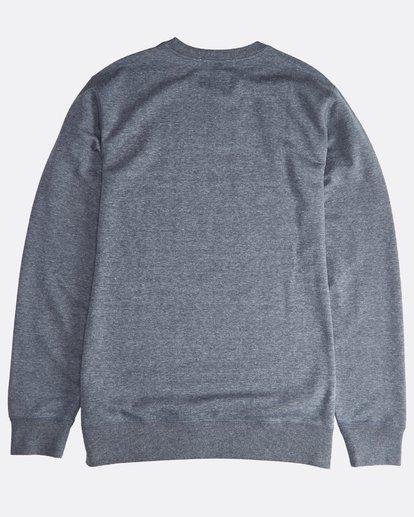 1 All Day - Crew Pullover für Männer Blau Q1FL01BIF9 Billabong