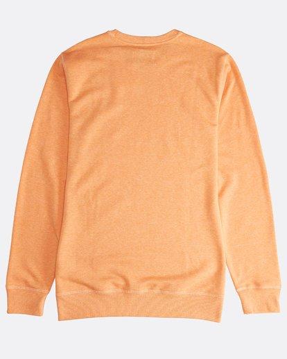 1 All Day - Crew Pullover für Männer Orange Q1FL01BIF9 Billabong