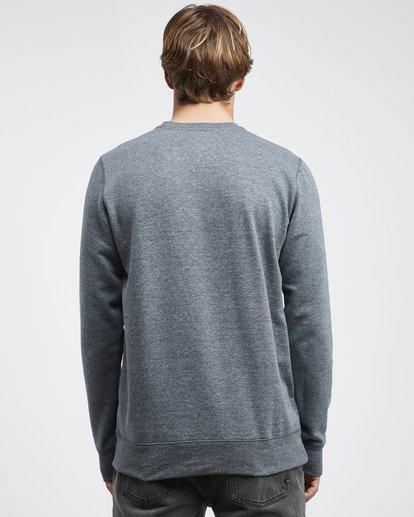 5 All Day - Crew Pullover für Männer Blau Q1FL01BIF9 Billabong