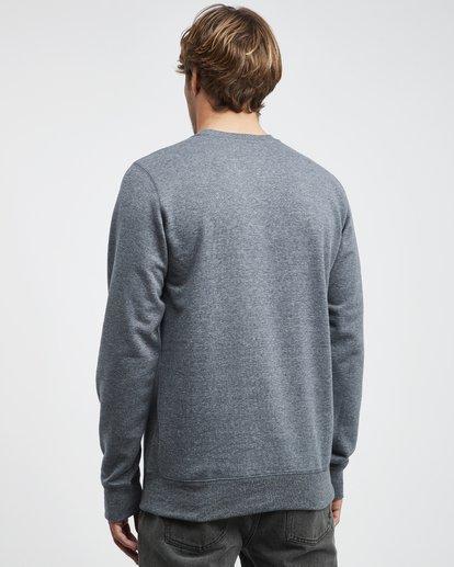7 All Day - Crew Pullover für Männer Blau Q1FL01BIF9 Billabong