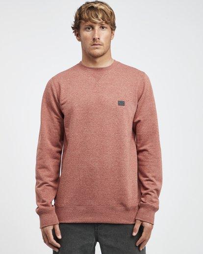 4 All Day - Crew Pullover für Männer  Q1FL01BIF9 Billabong