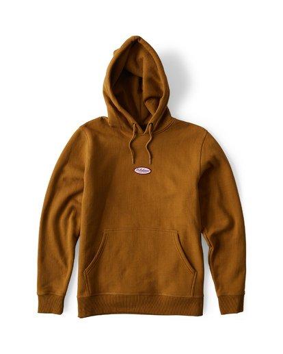 3 97 - Fleece Pullover für Männer Braun Q1FL09BIF9 Billabong
