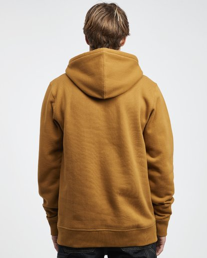 6 97 - Fleece Pullover für Männer Braun Q1FL09BIF9 Billabong