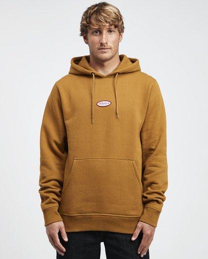 5 97 - Fleece Pullover für Männer Braun Q1FL09BIF9 Billabong